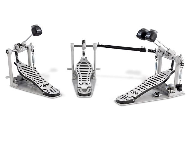 PDP 500 Series bass drum pedals (from £113)