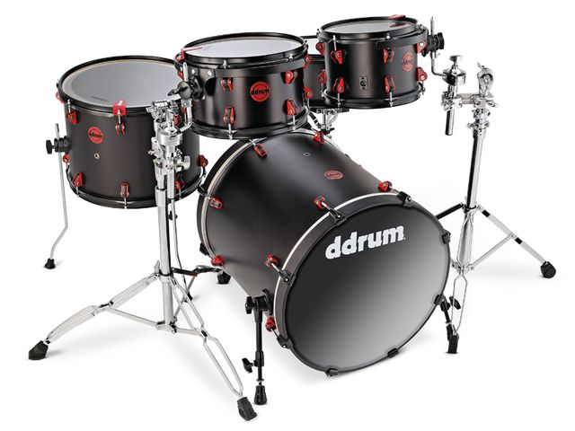 ddrum Hybrid drum kit (£849)