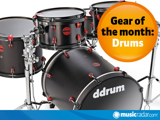Drum gear of the month: Jan 2011