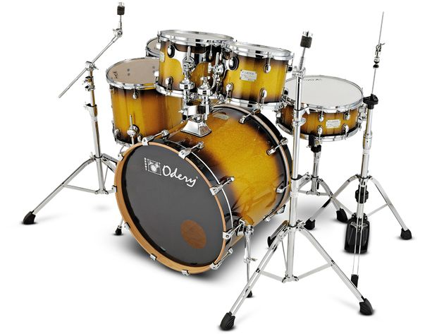 Odery Fluence Fusion Series drum kit