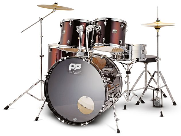 Performance Percussion PP300R Starter Kit (£399)