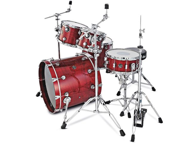 DW Performance Series drum kit (£1780)