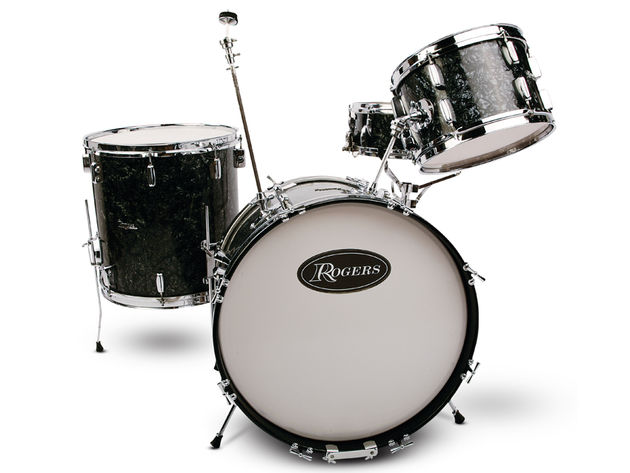 English Rogers kit in Black Pearl