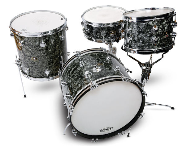George Way Aristocrat Kit in Black Diamond Pearl