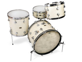 Vintage drum gear: George Way kits