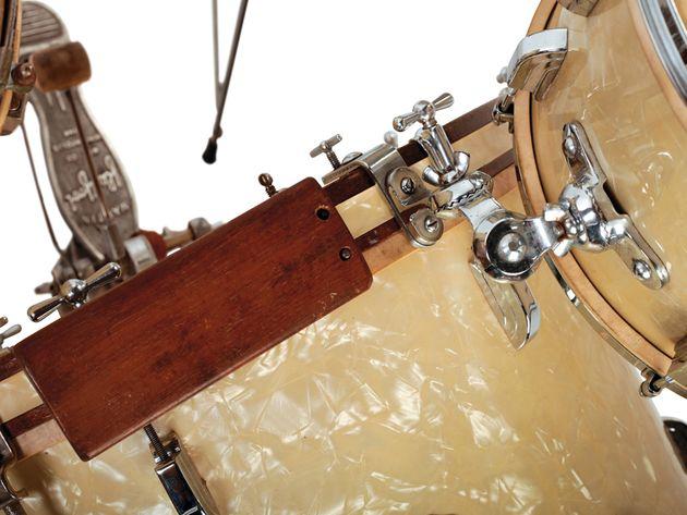 Leedy & Ludwig Marine Pearl kit