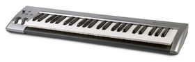 KeyStudio 49i: the MIDI controller that's also a piano