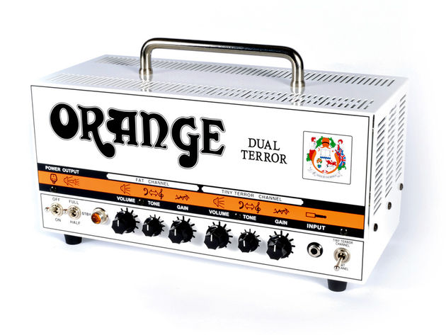 A seriously potent, portable gigging amp