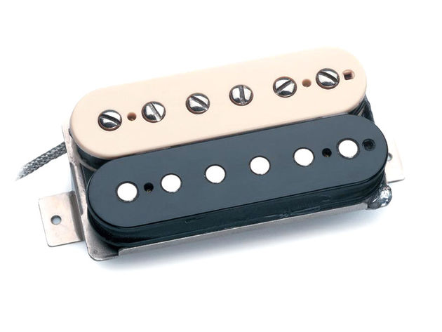 Slash's pickups have extra windings for higher output and greater sustain.