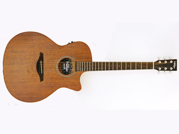 A guitar that certainly out-does its price tag.