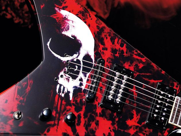 Dean Michael Amott Tyrant Bloodstorm electric (£999)