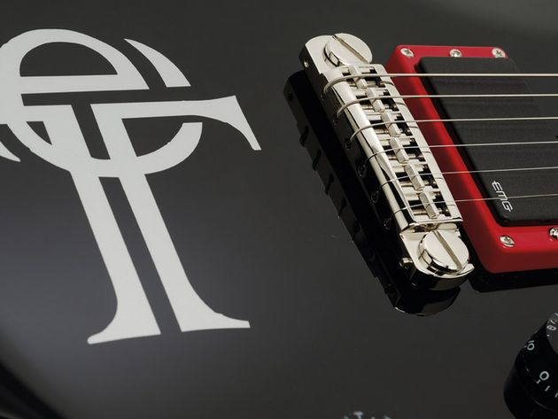 Nick's logo might not be for you, but metallers will love this guitar.
