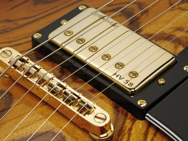 Underneath its blingy visuals, this Tanglewood is a killer rock guitar.