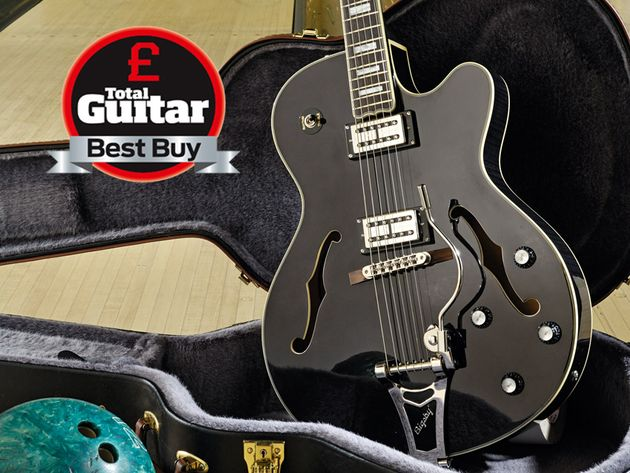 You don't have to be an Elvis fan to love this guitar.
