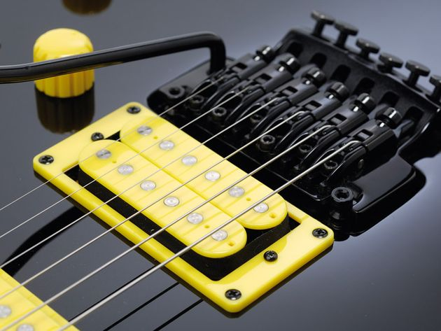 You'll either love or hate the bright yellow appointments, but this Ibanez is a steal.