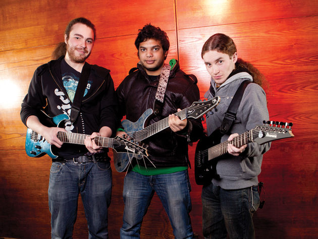 From Milton Keynes to Maryland, djent's online origins let the guys collaborate across the pond
