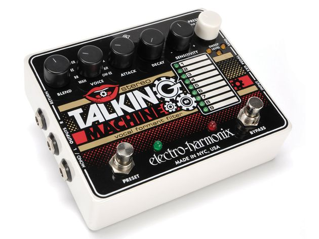 Electro-Harmonix Stereo Talking Machine (£157)