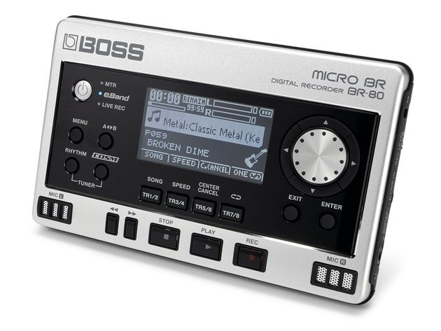 Boss Micro BR BR-80 Digital Recorder (£235)