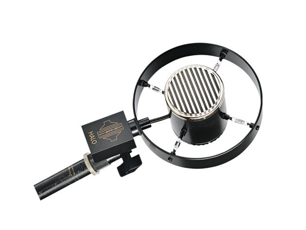 The Halo is a competitor for Shure's SM57.