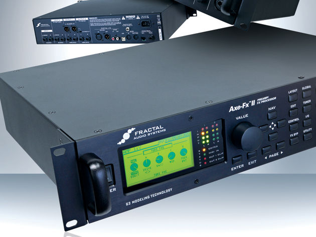 Fractal Audio Systems Axe-Fx II (£1993)