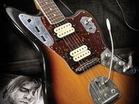 Fan uncovers previous owner of Kurt Cobain's Fender Jaguar