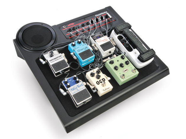 SKB FootNote Amplified Pedalboard (£179)