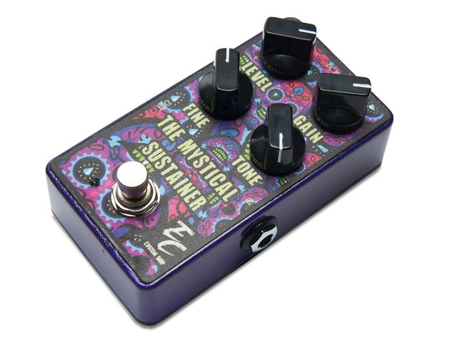 The Mystical Sustainer is one seriously flexible fuzzbox.