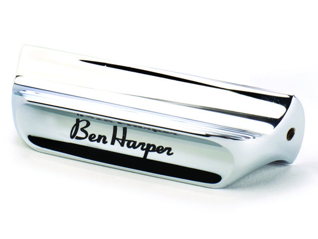 Dunlop's Ben Harper Signature is lighter than many of the company's slides.
