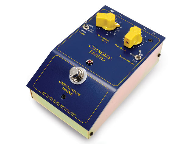 The Chandler Limited Germanium Drive is a subtler beast than its name implies.