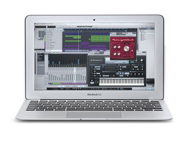 PreSonus Studio One Free is an excellent way to get stuck into the DAW.