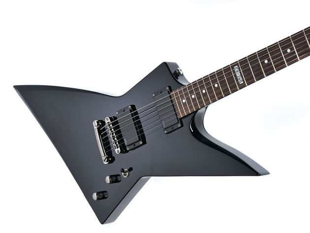 The ESP LTD EX-360: guitar or offensive weapon?