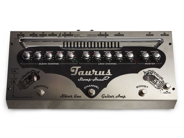 Taurus Stomp-Head 4.SL (£841)