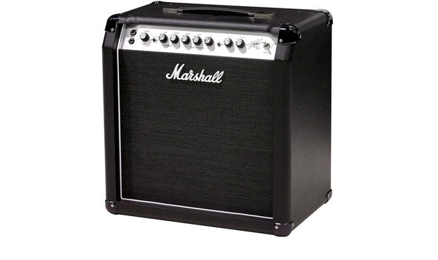 Marshall SL5 Slash signature amp