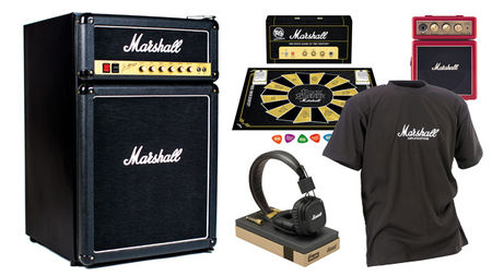 Win a load of Marshall swag!