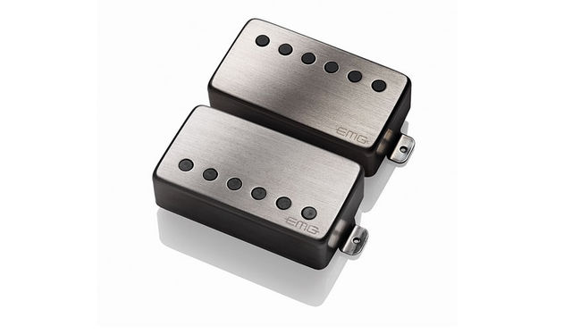 Despite the name, Metal Works are actually EMG's most vintage sounding pickups