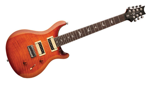 Like most of the PRS SE series, a few acceptable cosmetic compromises help to keep the price down