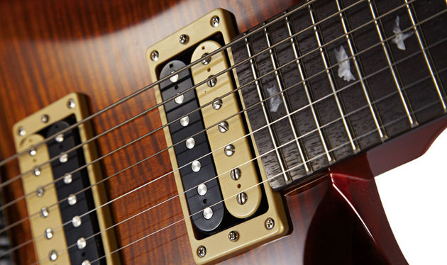PRS has (quite literally) expanded its humbucker range to accommodate the new 7-string