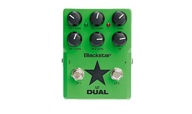 If you need a variety of overdrives in your playing, the LT Dual is a must-try