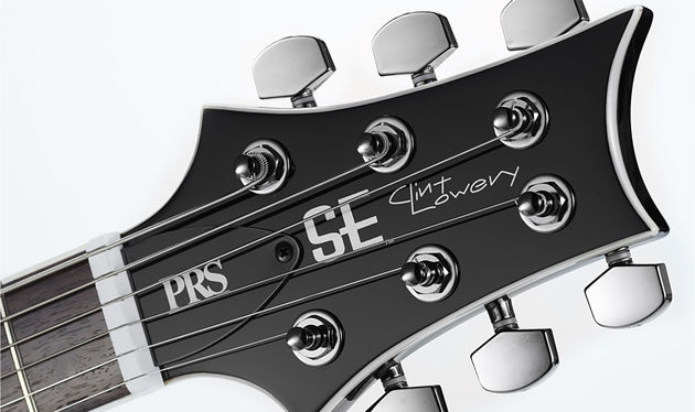 PRS are ordinarily priced like Fabergé eggs, but the Korean-built SE line downsizes the frills, making high-quality instruments such as this more affordable