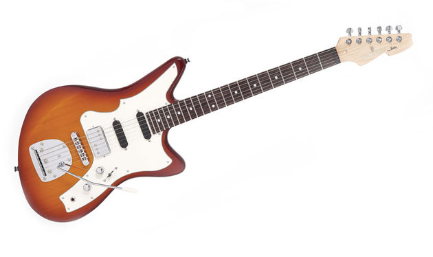 It may have a wacky scratchplate, but the F100 is a seriously practical guitar