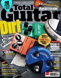 Subscribe to Total Guitar and save up to 40%!