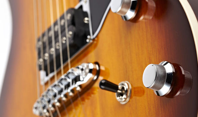 Ibanez's Tight-Tune bridge promises rock-solid tuning stability