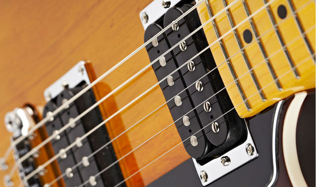 Core-Tone humbuckers were made especially for the Roadcore series, and deliver jangly tones in abundance