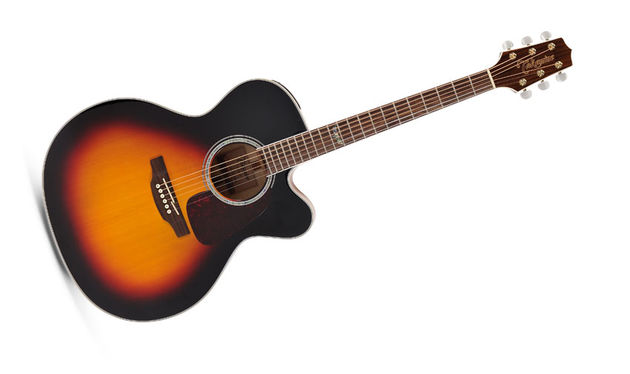 Our review sample comes from the all-cutaway electro 70 Series