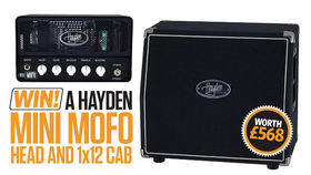 WIN! A Hayden Mini MoFo Head and 1x12 cab