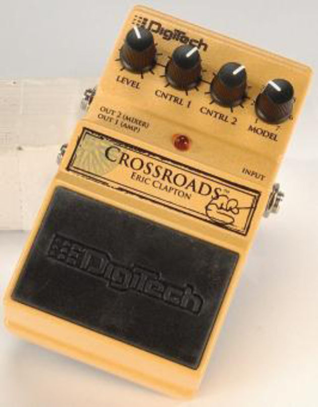 The Crossroads is another great signature pedal from DigiTech