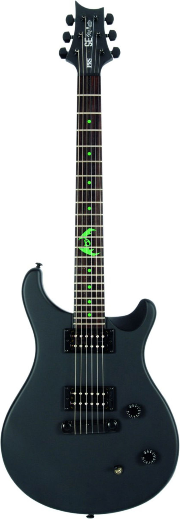 PRS Billy Martin: dig the green bat!