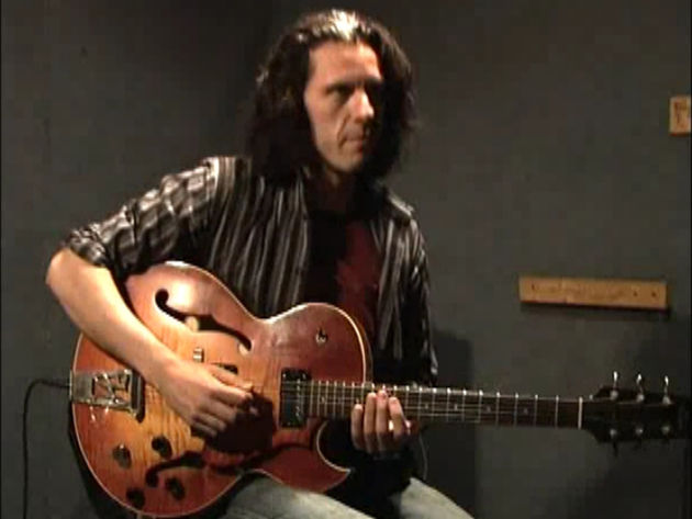 After years as a heavy metaller in Testament, Alex Skolnick has turned his talents to jazz