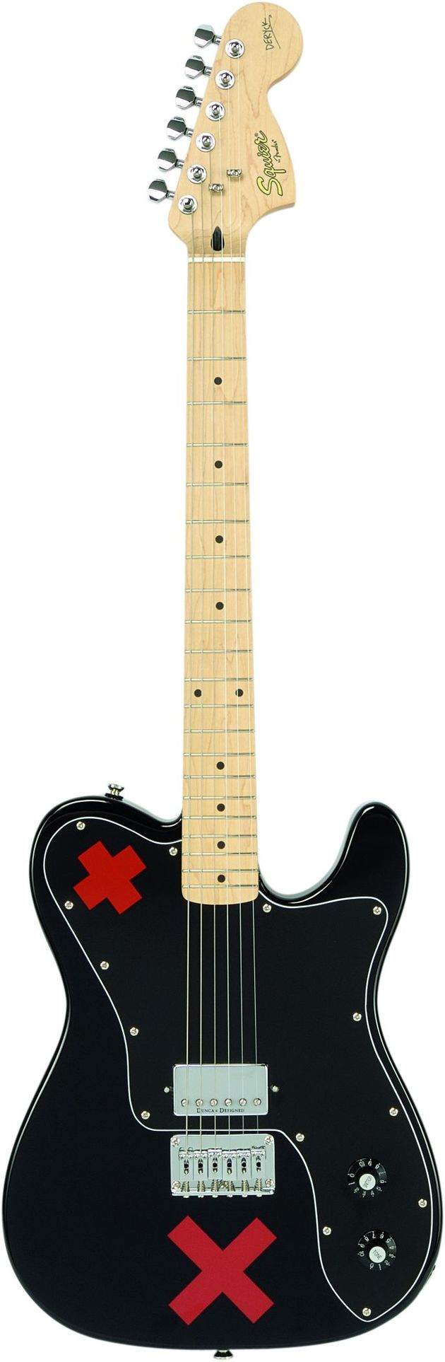 A Tele with a difference.