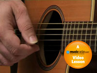 Fingerpicking for absolute beginners